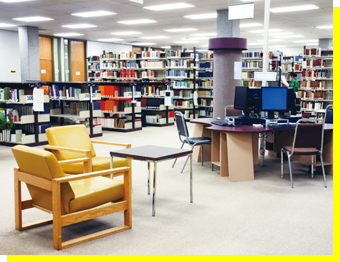 公共施設 図書館